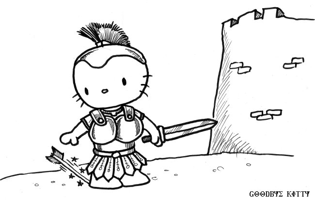 A Kitty's Heel (GBK#319)